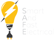 Smart and Fast Electrical Logo